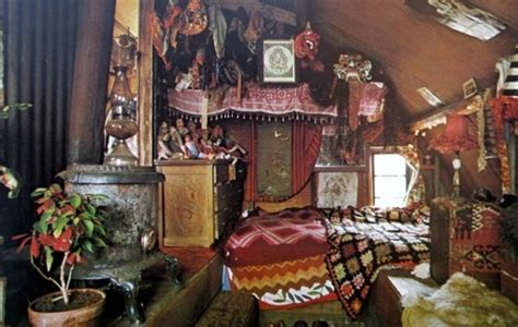 Gypsy Caravan Interior Design