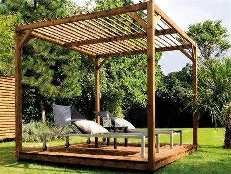 permis de construire pour pergola pour un 233 t 233 au frais 233 quipez votre jardin d une pergola en bois mypiscine