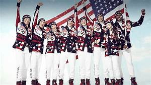 Sochi Olympics Ralph Lauren Reveals Team USA Uniforms - Hollywood Reporter