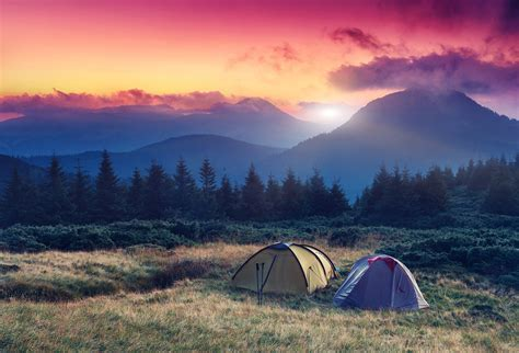 A guide to wild camping in the UK   VW Camper Hire Blog