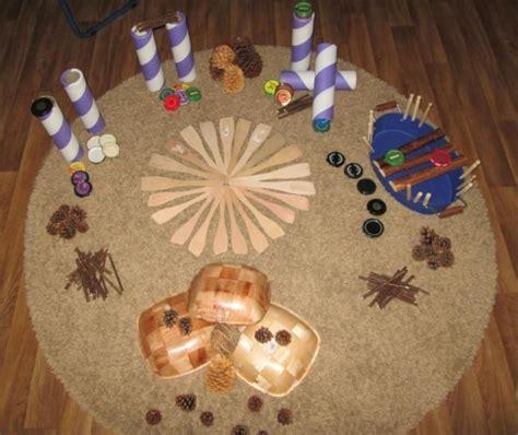 Utilización de juegos ludicos, para el aprendizaje de los niños en nivel primaria. RINCONES DE JUEGO (de 1 a 6 años) | Juego heuristico, Rincón de juegos, Cesto de los tesoros