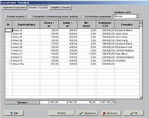Prozentuale Aufteilung Baukosten Nach Gewerken : bautr ger f r windows ~ Lizthompson.info Haus und Dekorationen