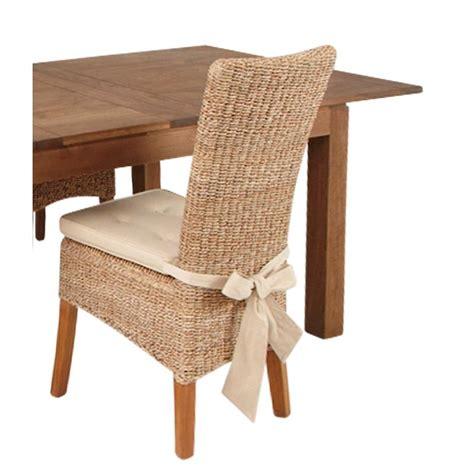 coussin pour chaise en rotin coussin pour chaise en rotin abaca table de lit a roulettes
