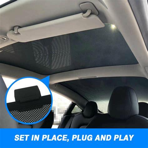 17+ Tesla 3 Sunroof Dimmig Background