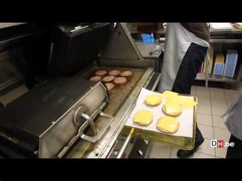 mc cuisine dans les cuisines du mc do