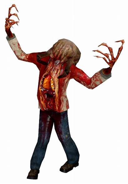 Zombie Half Headcrab Zombies Arms Mod Monster