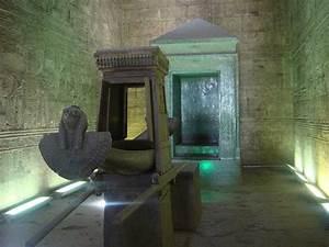 Temple of Horus at Edfu - Crystalinks