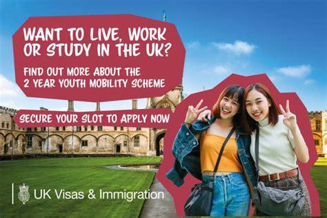 UK Youth Mobility Scheme 2020 for Hong Kong SAR passport ...