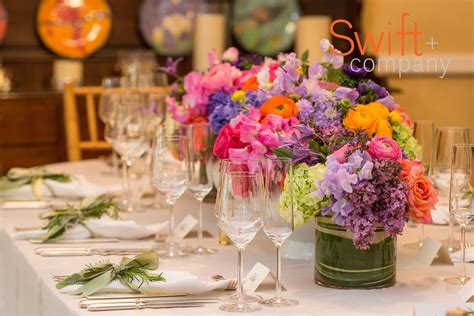 Weddings by Swift + Company Event planning Event design