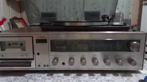 tocadiscos centro musical fisher mc4022t 5 a 209 o 1979 vangelis