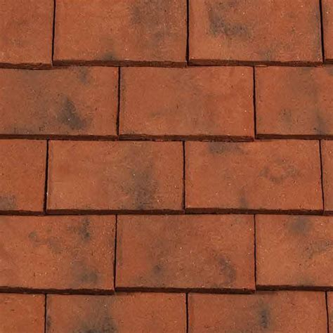 Redlands Clay Tile Icc by Redland Rosemary Clay Craftsman Roof Tile Sanded