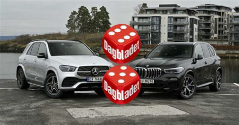 See which luxury midsize suv wins! Duell: BMW X5 45e vs. Mercedes-Benz GLE 350 de - Rekkeviddekonger