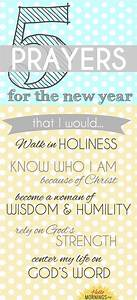 Get Ready {5 Pr... New Year Pray Quotes
