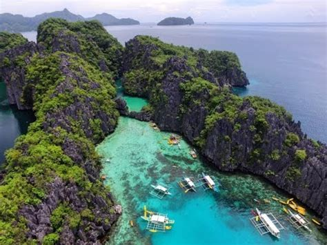 speed boat el nido to coron philippines coron to el nido amazing fast boat trip doovi