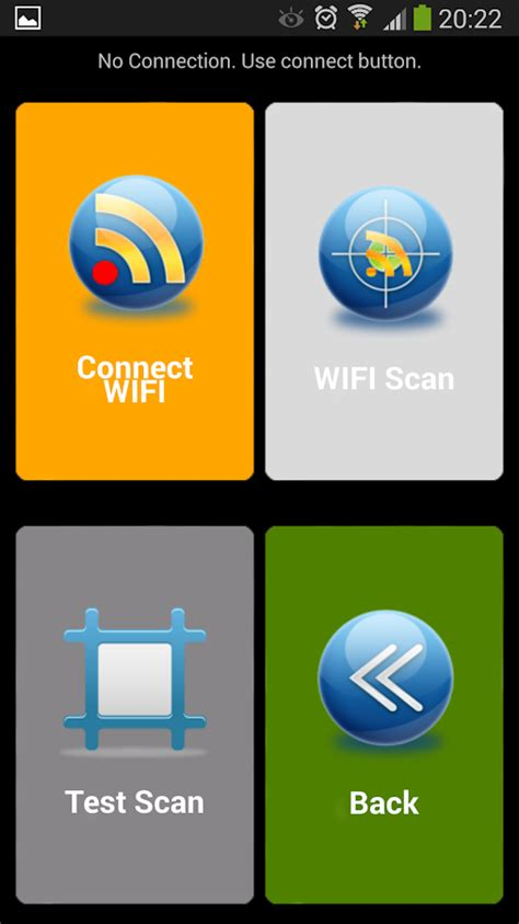 android simple live wallpaper exle inventory barcode scanner screenshot