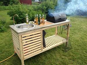 17 Outdoor Kitchen Plans-Turn Your Backyard Into
