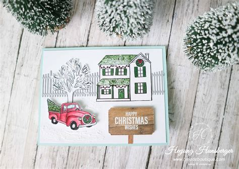 Farmhouse Made New by 2018 Card Farmhouse H Made