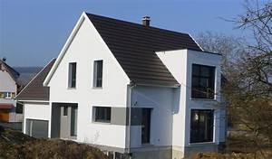 Image Toit Plat De Alsace Construction Du Tableau Nos