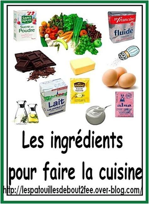 liste de recette de cuisine 17 best images about activités culinaires à l 39 école on
