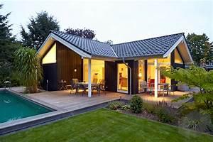 Dänische Fertighäuser Bungalow : musholm 94 11 von ebk haus ist ein bungalow im d nischen ~ Watch28wear.com Haus und Dekorationen