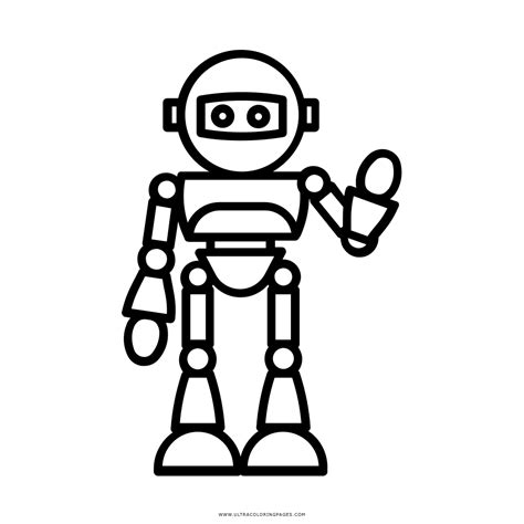 disegni da colorare robot robot disegni da colorare ultra coloring pages