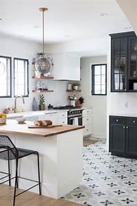 Pinterest Cuisine : 1001 mod les de cuisine avec carreaux de ciment ~ Carolinahurricanesstore.com Idées de Décoration