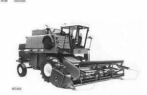 John Deere 4420 Harvester Manual