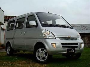 Prueba  Chevrolet Van N300 Move