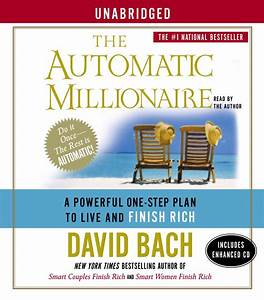 The Automatic Millionaire Audiobook by David Bach ...