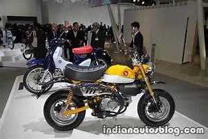 Honda Monkey 125 2018 : honda monkey 125 concept right side at 2017 tokyo motor show ~ Kayakingforconservation.com Haus und Dekorationen