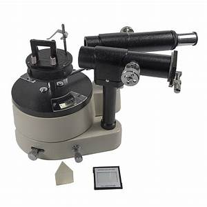 Spectrometer  Advanced  With Diffraction Grating And Ri