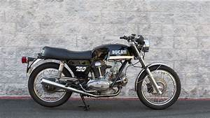 Original Sandcast 1971 Ducati 750 Gt