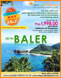 baler lean season tour promo for as low as php1 998 00 person go visit