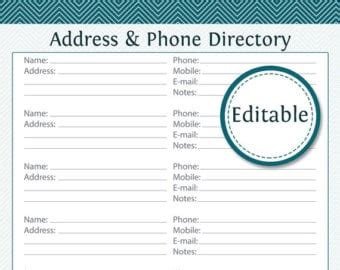 excel church directory templates excel xlts