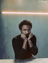 Donald Glover Hollywood Reporter