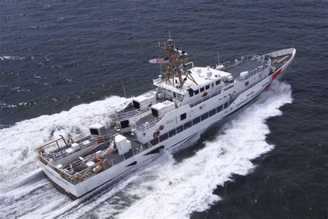 Bollinger Among Three Shipyards Selected for USCG Offshore ...