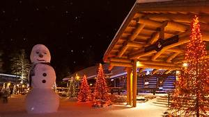 Santa Claus Village & Cabin Relaxation - 4 Days 3 Nights ...