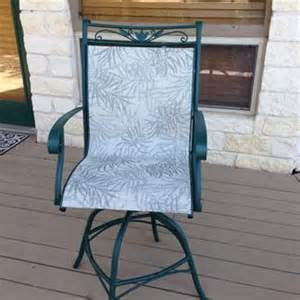 outdoor fabric sling replacements in texas