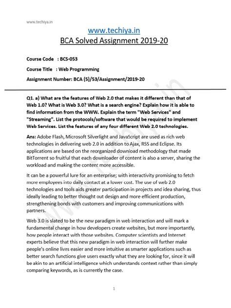 BCS-053-Web-Programming-Solved-Assignment-2019-20.pdf