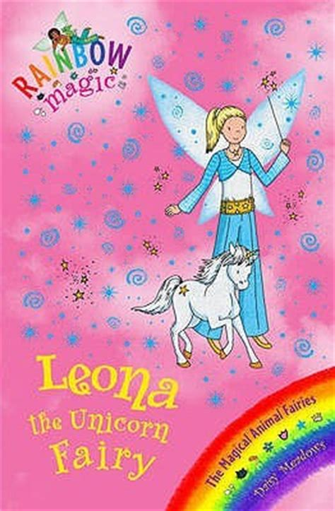 leona  unicorn fairy  daisy meadows