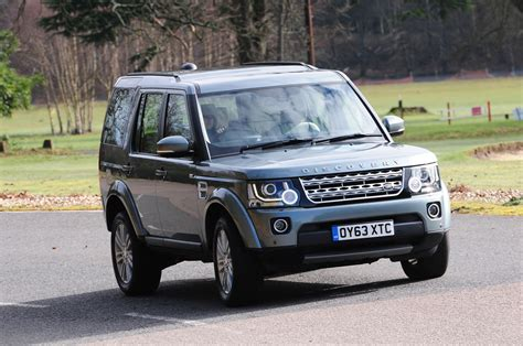Land Rover Discovery 2014 Road Test Pictures