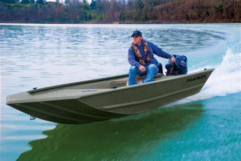 Tracker Boats Grizzly 1448 by Research 2016 Tracker Boats Grizzly 1448 Mvx Jon On