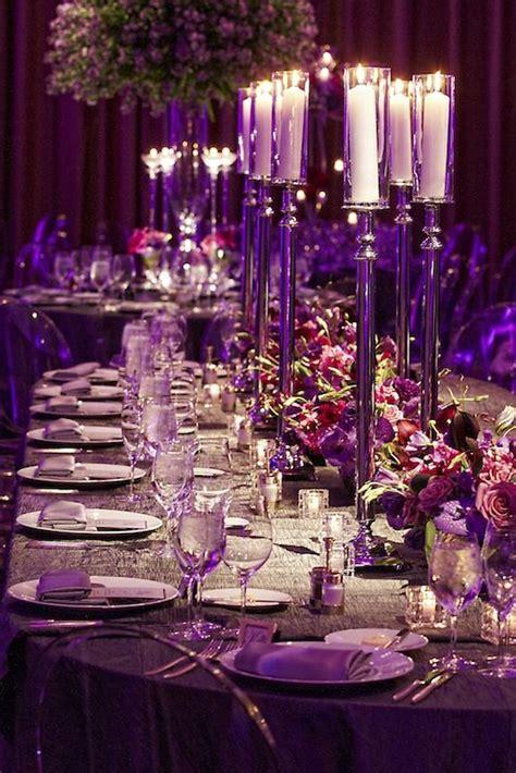 Best 25 Purple Wedding Receptions Ideas Only On Pinterest