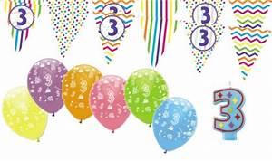 Deko 3 Geburtstag : kerze geburtstag g nstig sicher kaufen bei yatego ~ Whattoseeinmadrid.com Haus und Dekorationen