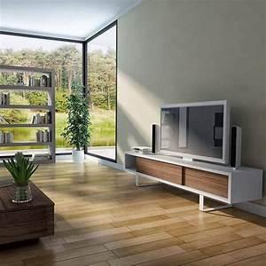 Meuble Tv Buffet : slide meuble tv ou buffet bas temahome ~ Teatrodelosmanantiales.com Idées de Décoration