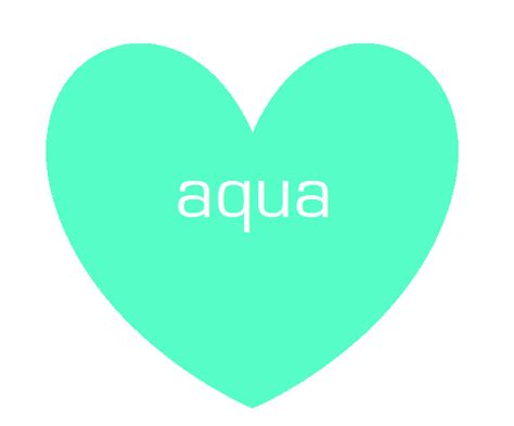 aqua the color what your favorite color says about you aqua susan k