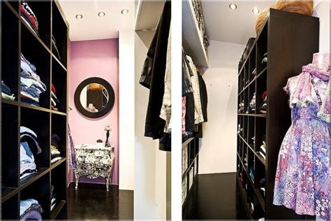 Colorful Closet by A Fabulous Techy Swedish Home