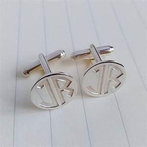 wedding cufflinkstwo letter monogram cufflinksgroom With custom letter cufflinks