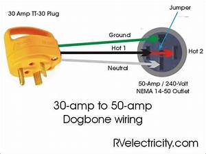 50 To 30 Amp Adapter Wiring Diagram