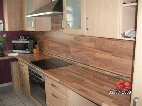 Küchen Fliesenspiegel Beispiele by Tipp Camelita76 Laminat Als Fliesenspiegel Zimmerschau
